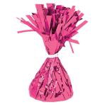 Magenta Foil Balloon Weights 170g/6oz - 12 PC