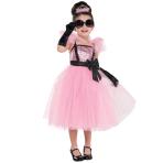Girls Glam Princess Tutu Costume - Age 3-4 Years - 1 PC