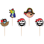 Little Pirate Candles - 12 PKG/5