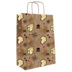 Treasure Island Paper Loot Bags - 6 PKG/8