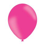 "Hot Pink Latex Balloons 11""/27.5cm - 10 PKG/10"
