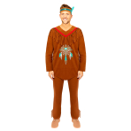 Native American Costume - Large Size - 1 PC