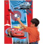 Cars Pin the... Party Games - 6 PC
