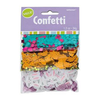 Easter Basic Confetti Mix (Triple Pack) 31.8g - 12 PC