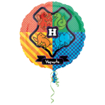 Harry Potter Hogwarts Standard Foil Balloons S60 - 5 PC