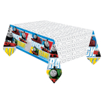Thomas & Friends Plastic Tablecover 1.37m x 2.43m - 6 PC