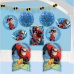 The Incredibles 2 Room Decoration Kits - 6 PC