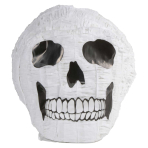 Skull Pinatas 35.5cm - 4 PC