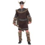 Adults Viking Warrior Costume - Size L/XL - 1 PC