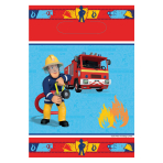 Fireman Sam Plastic Party Bags - 10 PKG/8