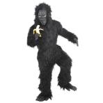 Gorilla Costume - Age Child Standard - 1 PC