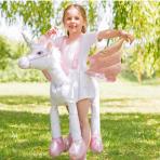 Ride on Unicorn - Age 3+ Years - 1 PC