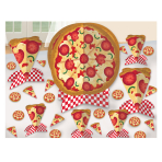 Pizza Party Table Decorating Kits - 12 PC