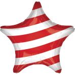 Stars & Stripes Standard HX Foil Balloons S40 - 5 PC