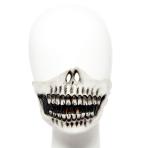 Skull Half Mask - 1 PC