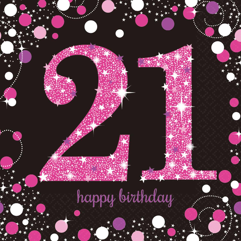Смешные поздравления в 21 год