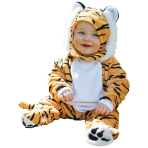 Boys will be Boys Tiger Costume - Age 6-8 Years - 1 PC
