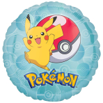Pokémon Standard HX Balloons S60 - 5 PC