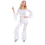 Dancing Diva Costume - Size 8-10 - 1 PC
