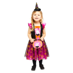Peppa Pig Witch Dress - 2-3 Years - 1 PC