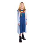 Doctor Who Costume - Age 12-14 Years - 1 PC