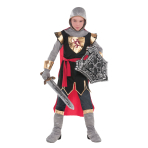 Brave Crusader Costume - Age 8-10 Years - 1 PC