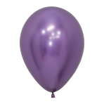 "Reflex Violet 951 Latex Balloons 5""/13cm - 50 PC"
