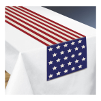 4th July USA Fabric Table Runner - 2 PKG