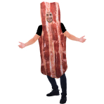 Bacon Costume - Standard Size- 1 PC