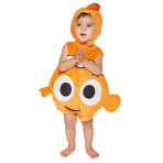 Disney Finding Nemo Tabard with Feature Hat - Age 3-6 Months - 1 PC