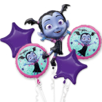Vampirina Foil Balloon Bouquets P75 - 3 PC