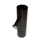 Metal Cylinder with Magnet 17.7cm h x 5cm d - 1 PC