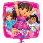 Dora & Friends Standard Foil Balloons  - S60 5 PC