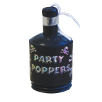 Streamers Party Poppers Pirate Holographic - 12 PKG/20