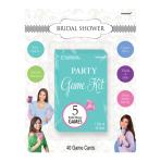 Bridal Shower Game Kits - 6 PC