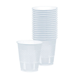 Clear Plastic Cups 355ml - 10 PKG/10