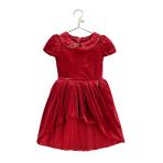 Snow White Red Velvet & Tulle Dress - Age 5-6 Years - 1 PC