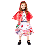 Little Red Riding Hood - Age 8-10 Years - 1 PC