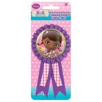 Disney Doc McStuffins Award Ribbons - 6 PKG