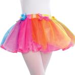 Children Rainbow Fairy Tutu - 3 PC