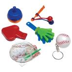 Sports Party Favour Packs - 6 PKG/48