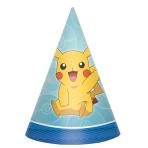 Pokémon Cone Hats - 6 PKG/8