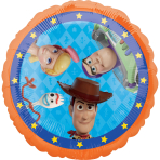 Toy Story 4 Standard HX Foil Balloons S60 - 5 PC
