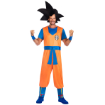 Dragon Ball Z Goku Costume - Size Medium - 1 PC