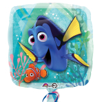 Finding Dory Standard HX Balloons S60 - 5PC