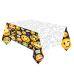 LOL Plastic Tablecovers 2.44m x 1.37m - 6 PC