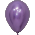 "Reflex Violet 951 Latex Balloons 12""/30cm - 50 PC"