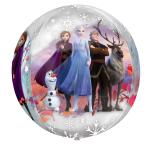 Frozen II Orbz Foil Balloons G20 - 5 PC