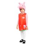 Peppa Pig Plush Head Costume - Age 3-4 Years - 1 PC