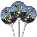 Toy Story Gang EZ-Fill Foil Balloons Retail pack of 3 A70 - 10 PC